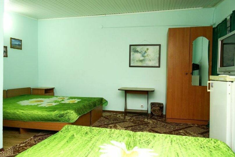 4х местный  номер с удобствами  (мансардный этаж), Пионерский проспект, 213, Анапа - Фотография 2