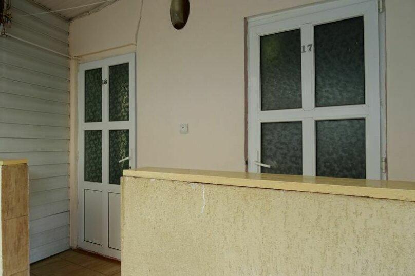 4х местный  номер с удобствами  (мансардный этаж), Пионерский проспект, 213, Анапа - Фотография 6