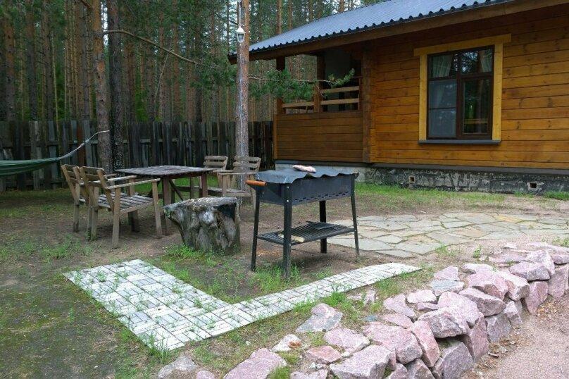 Дом № 3, 60 кв.м. на 5 человек, 2 спальни, деревня Сяндеба, 38, Олонец - Фотография 8
