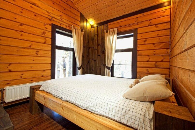 Дом № 3, 60 кв.м. на 5 человек, 2 спальни, деревня Сяндеба, 38, Олонец - Фотография 9