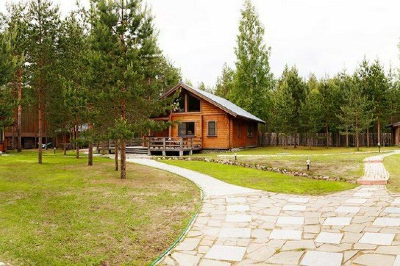 Дом № 3, 60 кв.м. на 5 человек, 2 спальни, деревня Сяндеба, 38, Олонец - Фотография 13