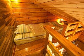 Дом № 3, 60 кв.м. на 5 человек, 2 спальни, деревня Сяндеба, 38, Олонец - Фотография 2