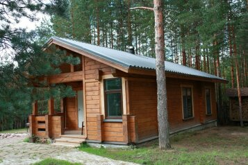 Дом № 3, 60 кв.м. на 5 человек, 2 спальни, деревня Сяндеба, 38, Олонец - Фотография 4