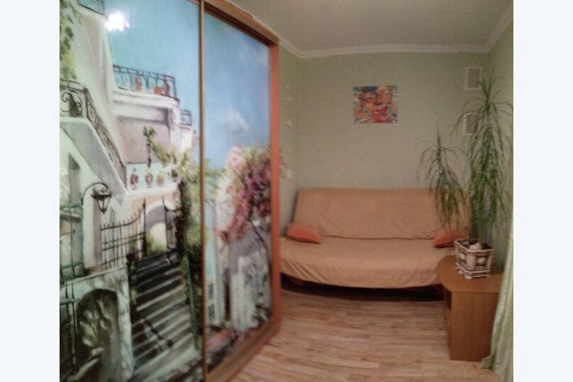 3-комн. квартира, 60 кв.м. на 6 человек, улица Победы, 15, Феодосия - Фотография 7