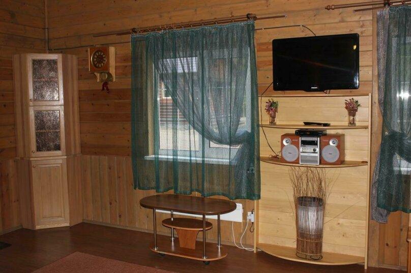 """Гостевой дом """"Три медведя"""", п.Сяпся, 1 на 6 комнат - Фотография 2"""