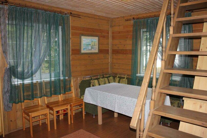 """Гостевой дом """"Три медведя"""", п.Сяпся, 1 на 6 комнат - Фотография 3"""