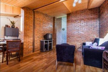 3-комн. квартира, 77 кв.м. на 6 человек, Одри Дгебуадзе, 1, Тбилиси - Фотография 1