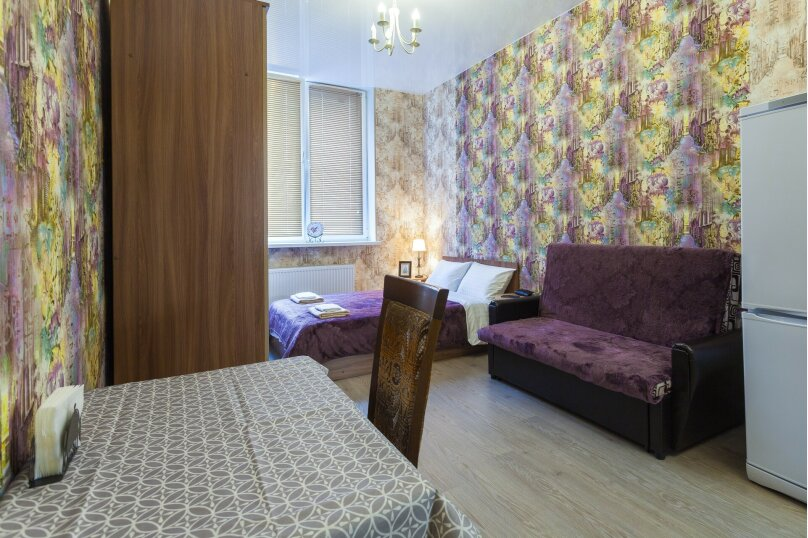 1-комн. квартира, 27 кв.м. на 4 человека, Московский проспект, 183-185, Санкт-Петербург - Фотография 12