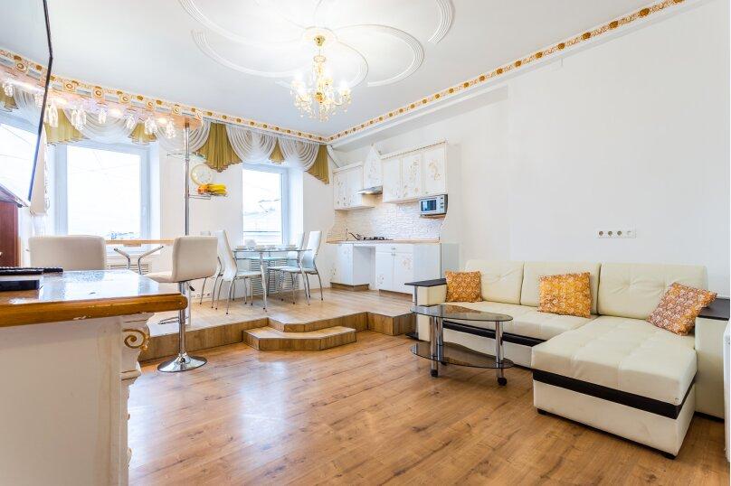 2-комн. квартира, 70 кв.м. на 5 человек, Полтавская улица, 12, Санкт-Петербург - Фотография 6