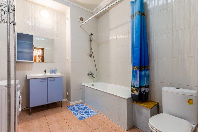 2-комн. квартира, 70 кв.м. на 5 человек, Полтавская улица, 12, Санкт-Петербург - Фотография 13