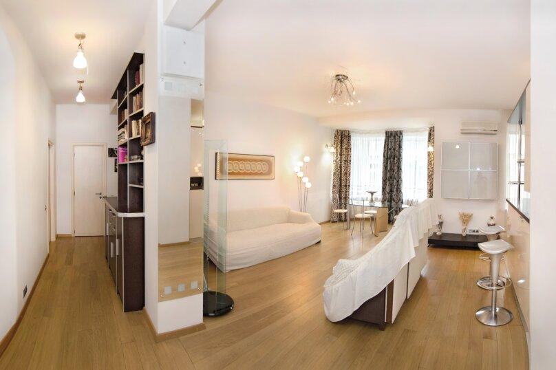 3-комн. квартира, 100 кв.м. на 6 человек, Новый Арбат, 23, Москва - Фотография 3