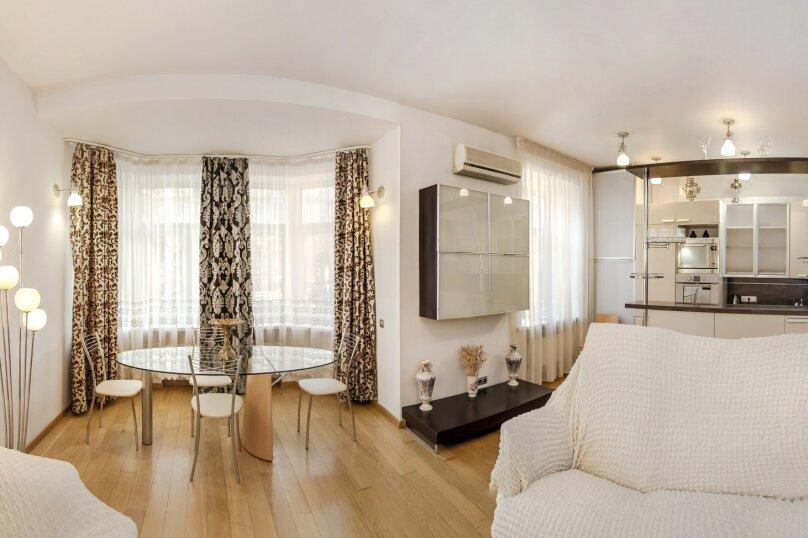 3-комн. квартира, 100 кв.м. на 6 человек, Новый Арбат, 23, Москва - Фотография 10