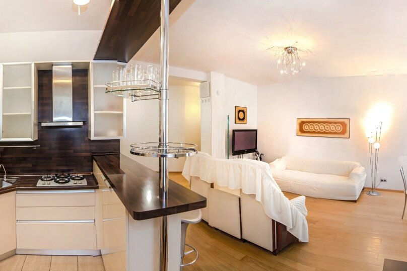 3-комн. квартира, 100 кв.м. на 6 человек, Новый Арбат, 23, Москва - Фотография 22