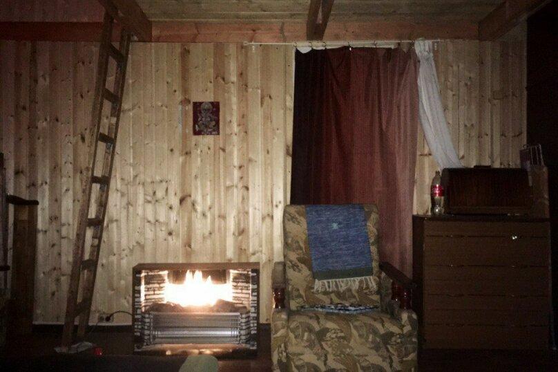 Коттедж в лесу с баней, 90 кв.м. на 15 человек, Рахья, Строителей, уч 4, Санкт-Петербург - Фотография 22
