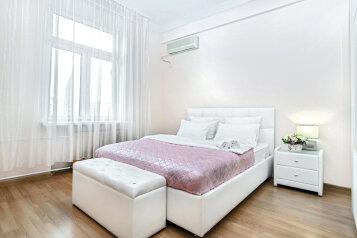 3-комн. квартира, 90 кв.м. на 6 человек, большая Дорогомиловская, 9, Москва - Фотография 1