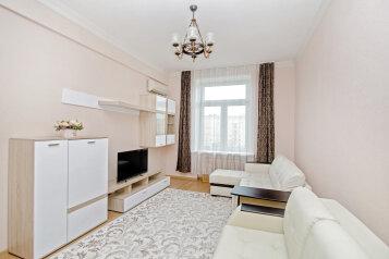 3-комн. квартира, 90 кв.м. на 6 человек, большая Дорогомиловская, 9, Москва - Фотография 2