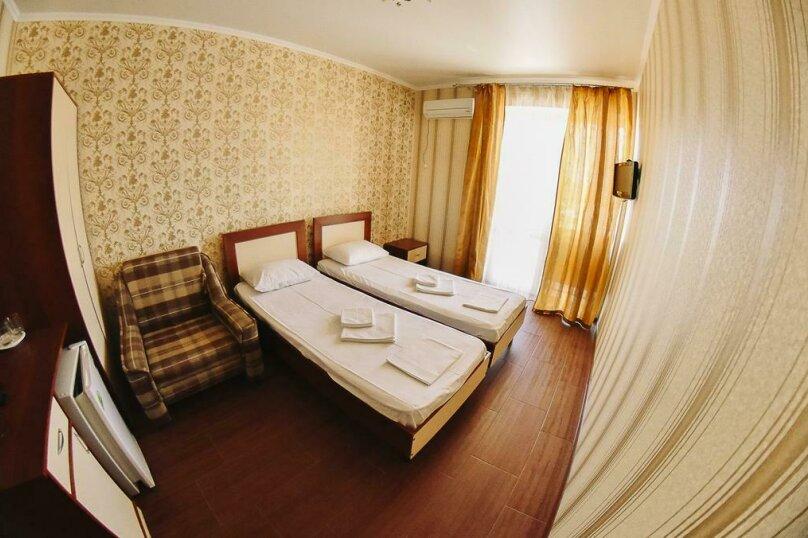 2-х местный номер с балконом + дополнительное место, Александрийский проезд, 1, Витязево - Фотография 4