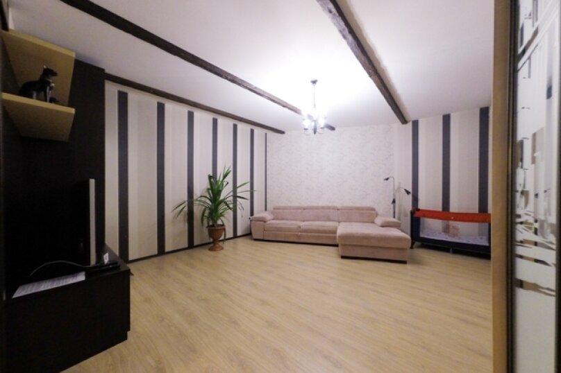 1-комн. квартира, 45 кв.м. на 4 человека, улица Щербакова, 35, Екатеринбург - Фотография 2