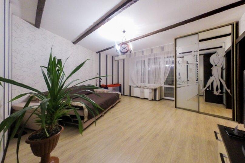 1-комн. квартира, 45 кв.м. на 4 человека, улица Щербакова, 35, Екатеринбург - Фотография 4