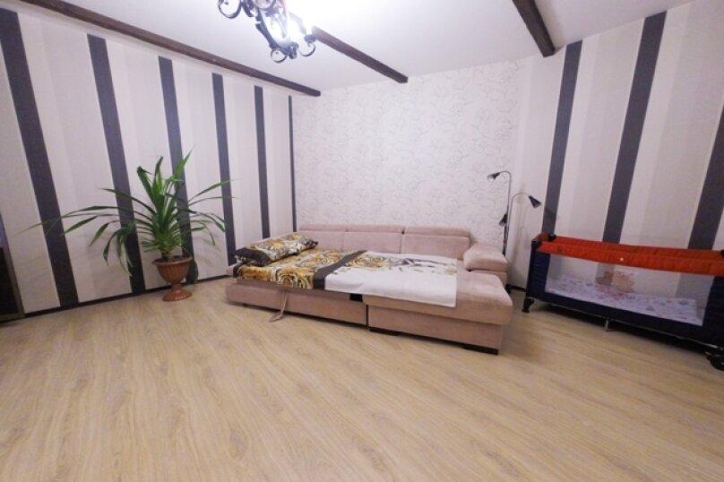 1-комн. квартира, 45 кв.м. на 4 человека, улица Щербакова, 35, Екатеринбург - Фотография 5