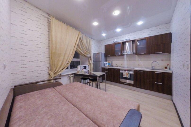1-комн. квартира, 45 кв.м. на 4 человека, улица Щербакова, 35, Екатеринбург - Фотография 7