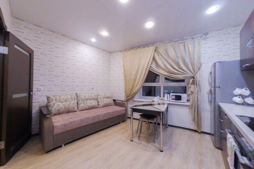 1-комн. квартира, 45 кв.м. на 4 человека, улица Щербакова, 35, Екатеринбург - Фотография 8