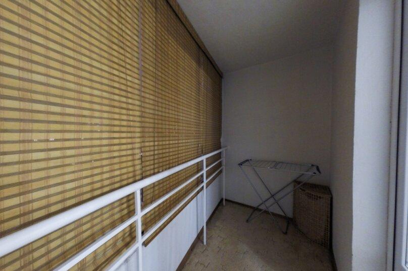 1-комн. квартира, 45 кв.м. на 4 человека, улица Щербакова, 35, Екатеринбург - Фотография 14