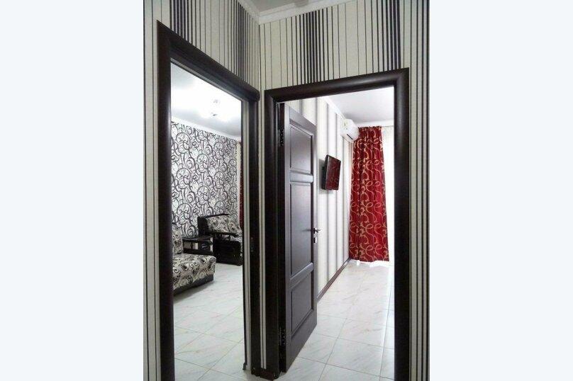 Люкс 2-х комнатный 5-ти местный с балконом, Александрийский проезд, 1, Витязево - Фотография 5