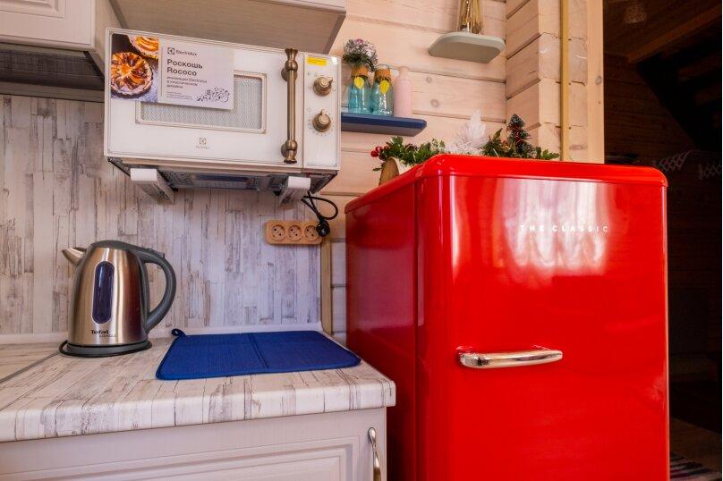 """Гостевой дом """"Шале Mira Belle"""", Весенняя улица, 65Б на 3 комнаты - Фотография 14"""