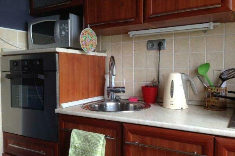 1-комн. квартира, 34 кв.м. на 4 человека, Октябрьская улица, 19А, Казань - Фотография 11