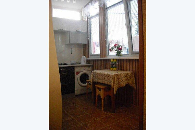 1-комн. квартира, 16 кв.м. на 2 человека, Ленинградская улица, 58, Гурзуф - Фотография 10