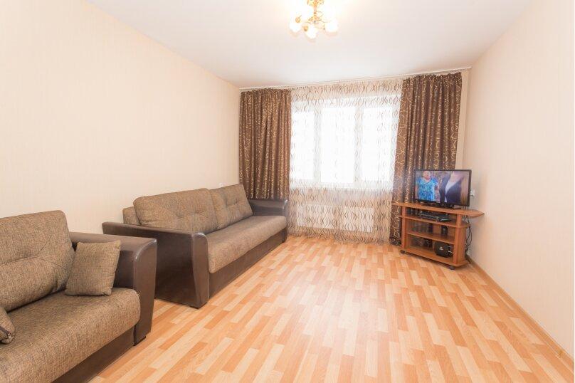 1-комн. квартира, 48 кв.м. на 2 человека, Волжская набережная, 25, Нижний Новгород - Фотография 2
