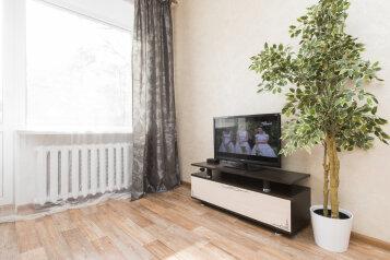 1-комн. квартира, 45 кв.м. на 4 человека, улица Костина, Нижний Новгород - Фотография 2