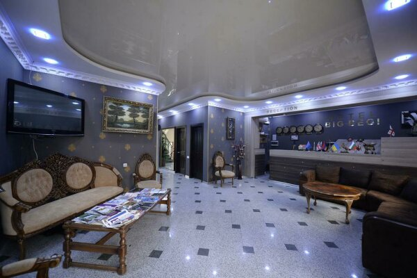 Отель «Биг-Беги», улица Телави, 5 на 27 номеров - Фотография 1
