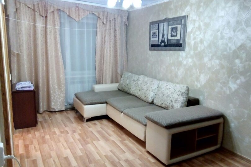3-комн. квартира, 60 кв.м. на 8 человек, улица Гагарина, 6, Шерегеш - Фотография 9