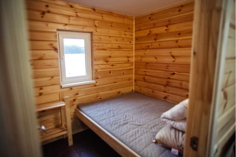 Дом, 50 кв.м. на 8 человек, 4 спальни, Коконниэми, Витамин,1, Лахденпохья - Фотография 9