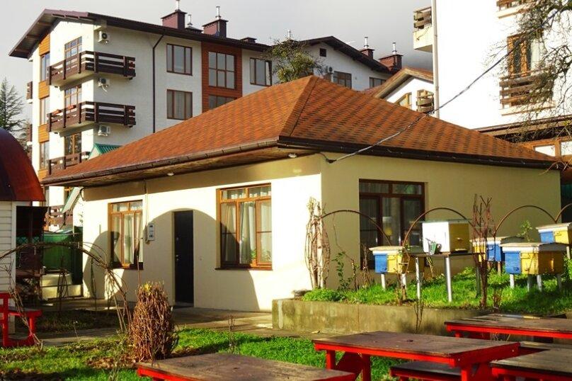 Дом под ключ, 70 кв.м. на 5 человек, 2 спальни, улица Турчинского, 39, Красная Поляна - Фотография 1