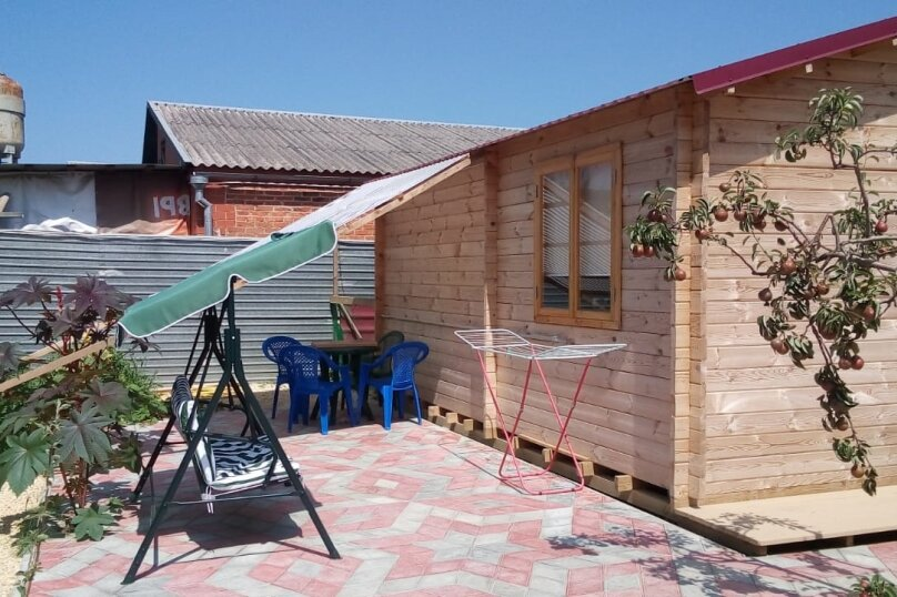 Деревянный отдельно стоящий домик, улица Гагарина, 46, Кучугуры - Фотография 1