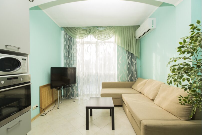 2-комн. квартира на 4 человека, Студёная улица, 68А, Нижний Новгород - Фотография 2