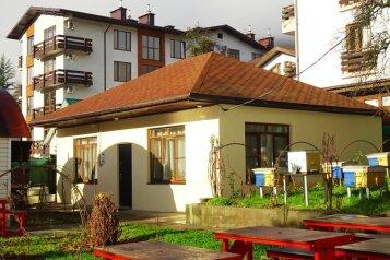 Дом под ключ, 70 кв.м. на 5 человек, 2 спальни, улица Турчинского, Красная Поляна - Фотография 1