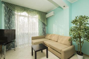 2-комн. квартира на 4 человека, Студёная улица, 68А, Нижний Новгород - Фотография 3