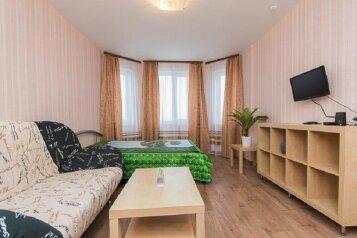 1-комн. квартира, 50 кв.м. на 4 человека, улица Карла Маркса, Нижний Новгород - Фотография 1