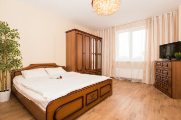 1-комн. квартира, 46 кв.м. на 2 человека, Волжская набережная, Нижний Новгород - Фотография 2
