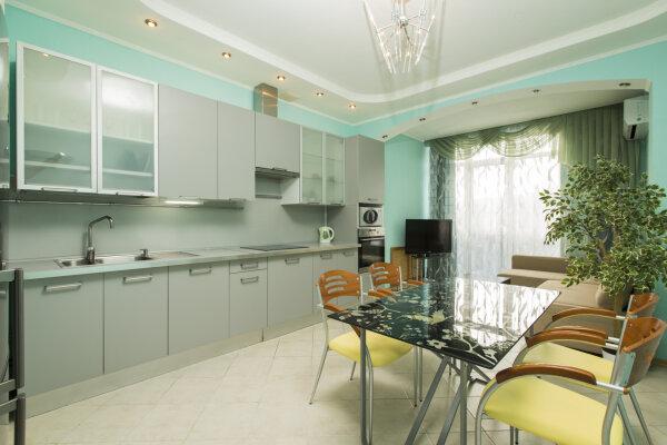 2-комн. квартира на 4 человека, Студёная улица, 68А, Нижний Новгород - Фотография 1
