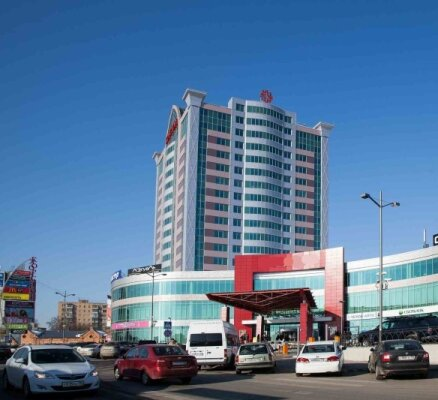 Отель, Борисовское шоссе, 1 на 79 номеров - Фотография 1