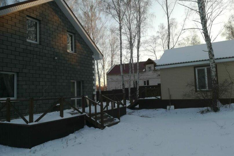 Дом, 130 кв.м. на 12 человек, 3 спальни, дер. Зеленая Поляна, ул. Дружбы, 1, Банное - Фотография 1