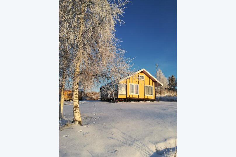 Гостевой дом в Карелии, 85 кв.м. на 6 человек, 3 спальни, Метчелица, 7, Суоярви - Фотография 11