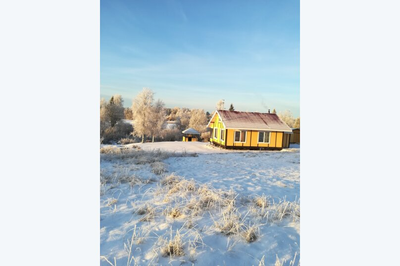 Гостевой дом в Карелии, 85 кв.м. на 6 человек, 3 спальни, Метчелица, 7, Суоярви - Фотография 12