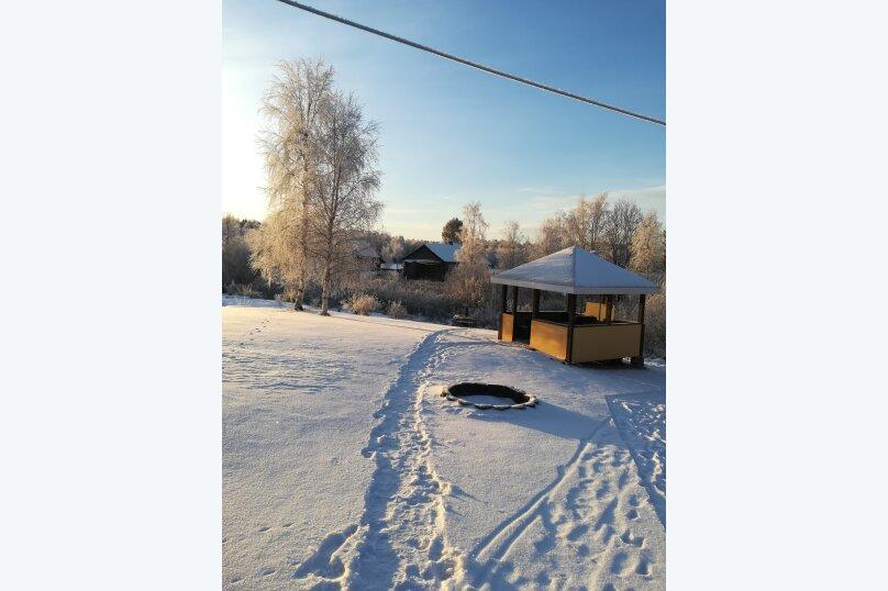 Гостевой дом в Карелии, 85 кв.м. на 6 человек, 3 спальни, Метчелица, 7, Суоярви - Фотография 13