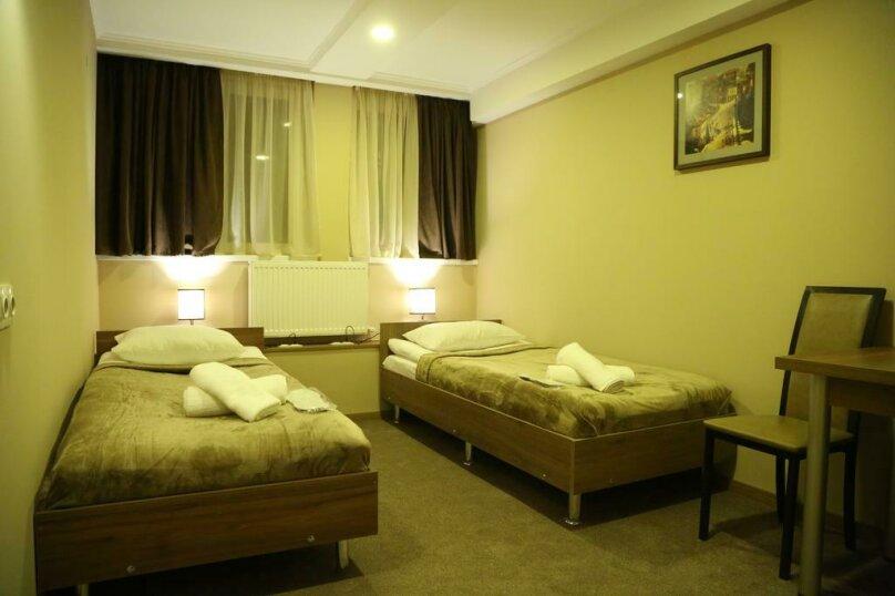 Двухместный номер с 2 отдельными кроватями, улица Мераба Костава, 47, Тбилиси - Фотография 1